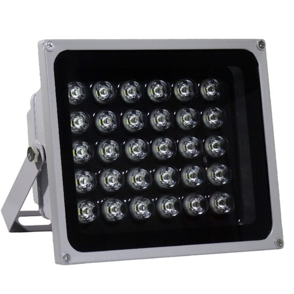 IR Illuminator 850nm 30-LED IR Infrared Light with Power Adapter for CCTV Camera (90 Degree) 1