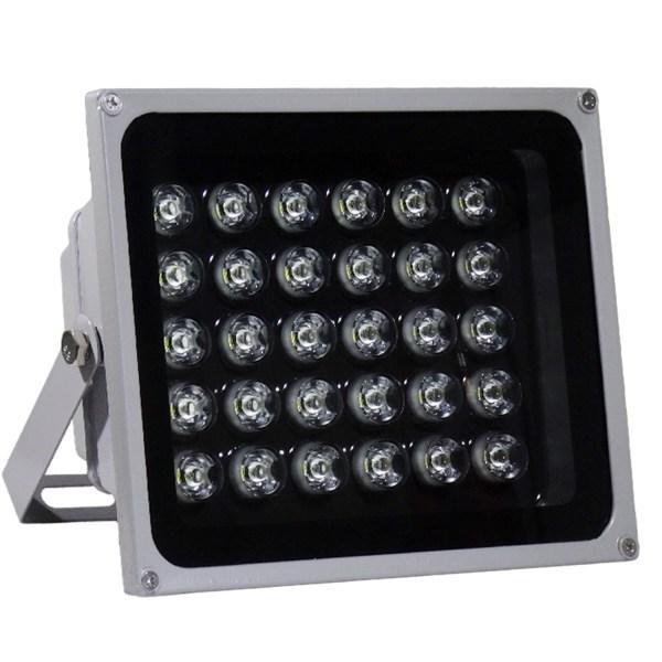 IR Illuminator 850nm 30-LED IR Infrared Light with Power Adapter for CCTV Camera (90 Degree) 1