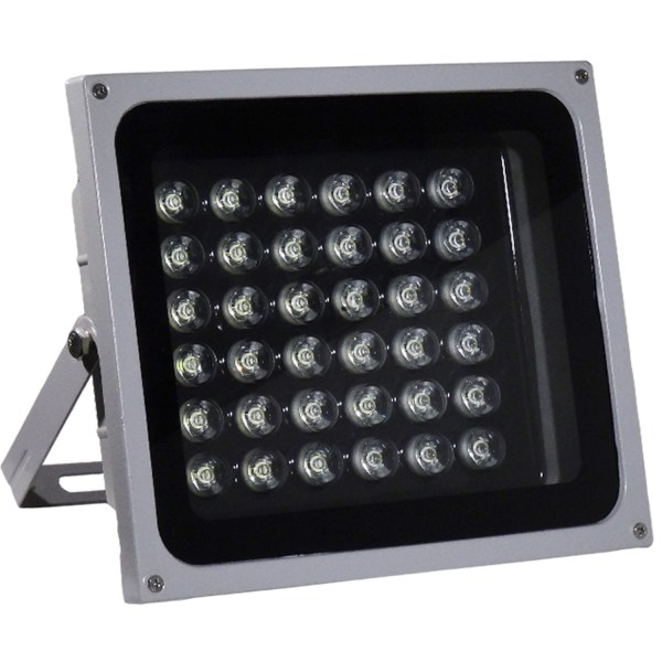 IR Illuminator 850nm 36-LED IR Infrared Light with Power Adapter for CCTV Camera (90 Degree) 1