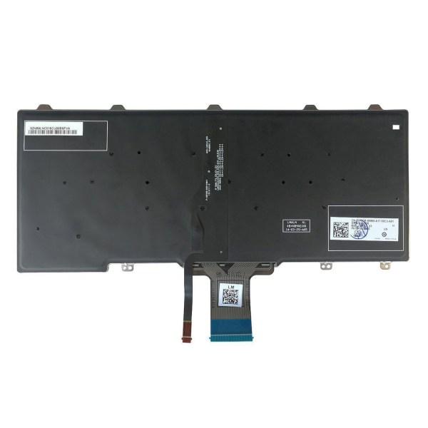 Replacement Keyboard for Dell Latitude E7250 E7270 E5250 E5270 Laptop No Frame 3