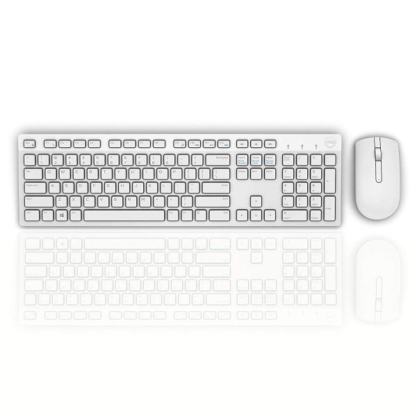 Wireless Keyboard for Dell KM636 Keyboard Mouse Combo (5WH32) Slim 1