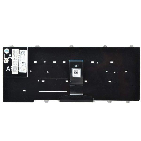 Replacement Keyboard for Dell Latitude E5450 E5470 E7450 E7470 Laptop No Frame, No Pointer 2