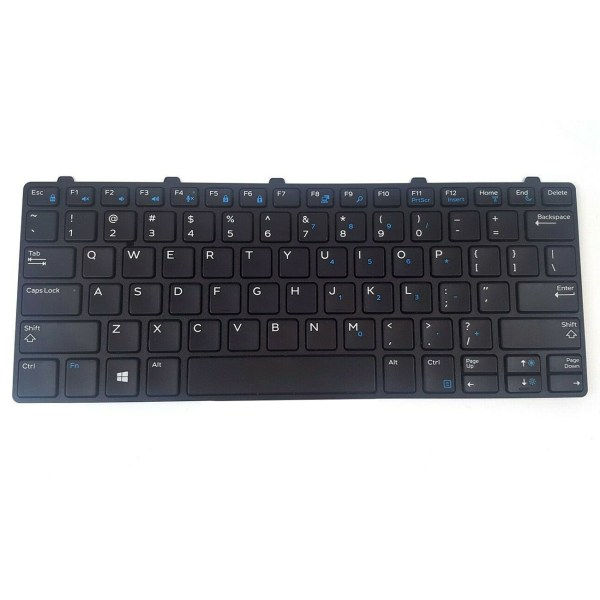 Replacement Keyboard for Dell Latitude 3180 3189 3190 3380 Laptop 1