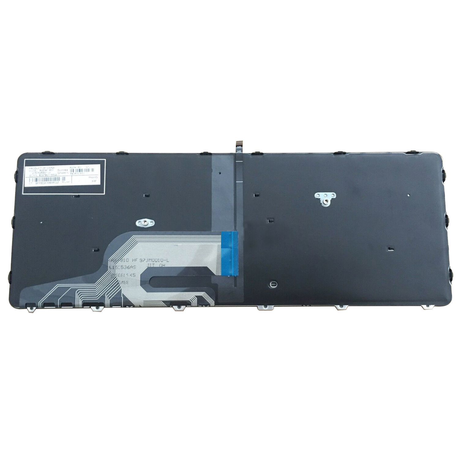 1 Year Warranty AUTENS Replacement US Keyboard Backlight for HP Probook 430 G3//430 G4//440 G3//440 G4//445 G3//640 G2//645 G2 Laptop