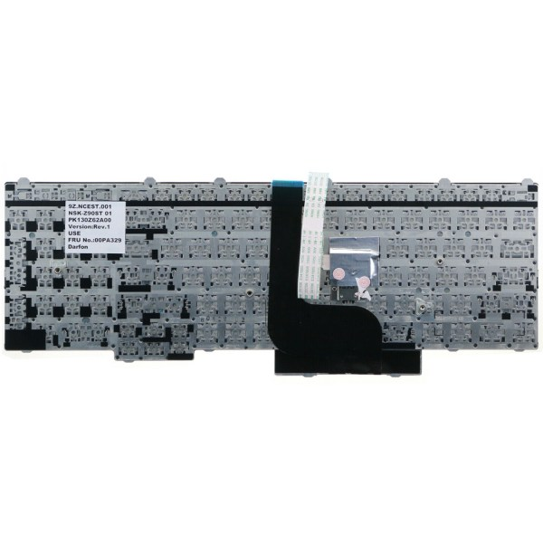 Replacement Keyboard for Lenovo ThinkPad P50 P51 P70 P71 (Not Fit P50s P51s) Laptop 2