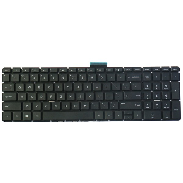 Replacement Keyboard for HP 15-bs 15-bs000 15-bs100 15-bs200 15-bs500 15-bs600 15-bs700 15t-bs000 Series Laptop 1