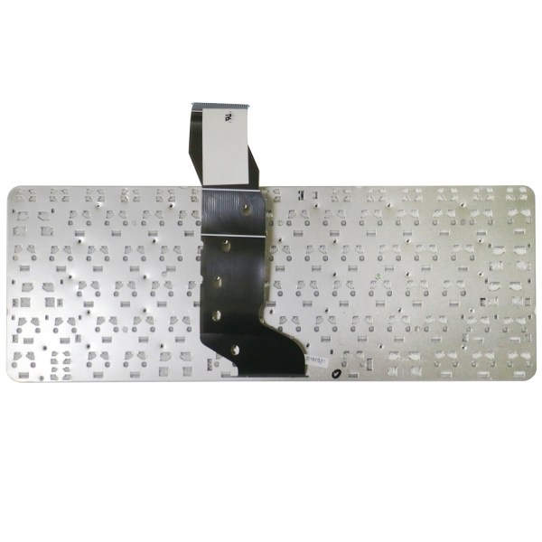 Replacement Keyboard for HP Stream 11-d 11-d000 Series Laptop No Frame White 2