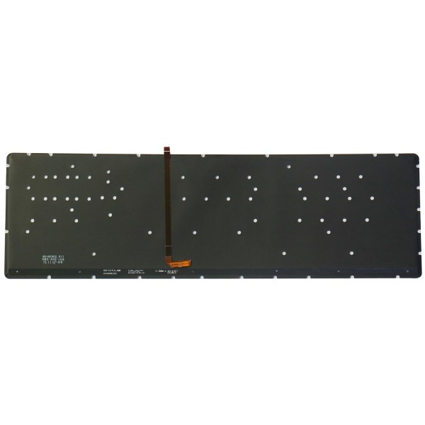 Replacement Keyboard for HP Omen 15-ax 15-ax000 15-ax100 15-ax200 15t-ax000 15t-ax200 Series Laptop No Frame 3