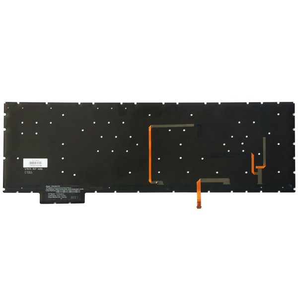 Replacement Keyboard for HP Omen 17-an 17-an000 17-an100 17t-an000 17t-an100 Series Laptop No Frame 3