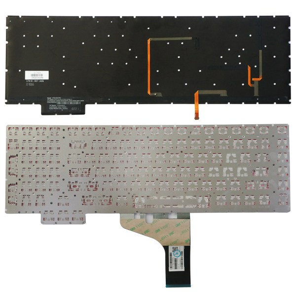 Replacement Keyboard for HP Omen 17-an 17-an000 17-an100 17t-an000 17t-an100 Series Laptop No Frame 5