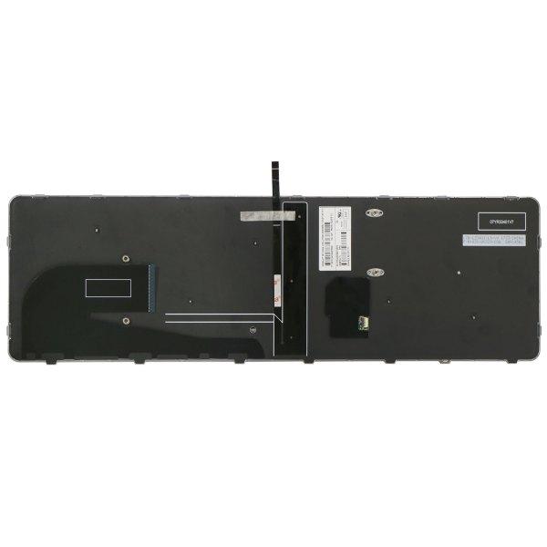 Replacement Keyboard for HP ZBook 15u G3 / 15u G4, EliteBook 850 G3 / 850 G4 / 755 G3 / 755 G4 Laptop Gray Frame 2
