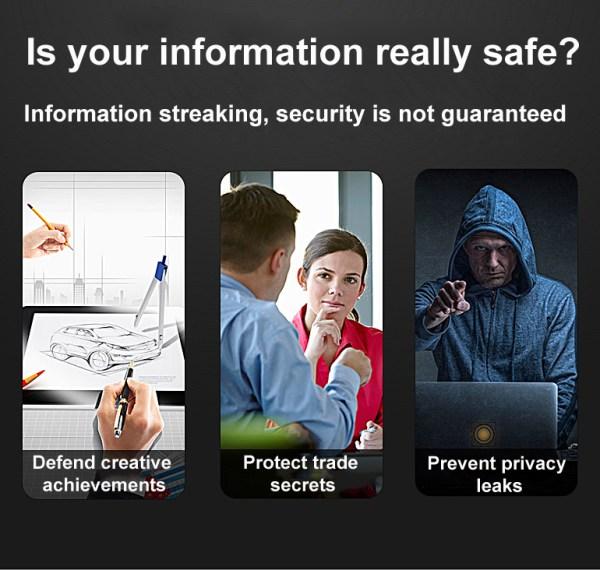 USB Fingerprint Reader for Windows 10 Hello Encryption Fingerprint Identification Scanner Sensor 10