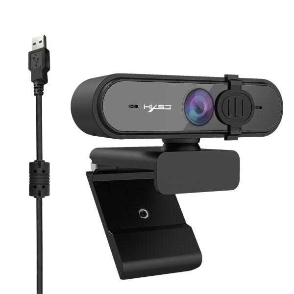 HD 1080P Webcam Autofocus Computer PC WebCam With Microphone Rotatable Cameras 1