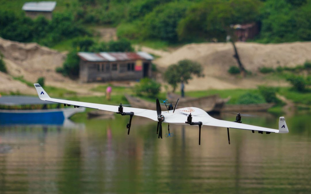 Enabling BVLOS missions for the African Drone Forum