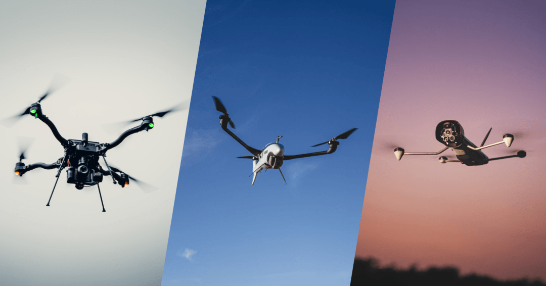 Drones in 2020 are Software defined