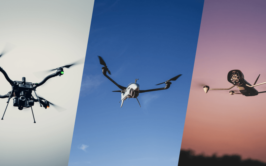 Drones in 2020 are Software-defined