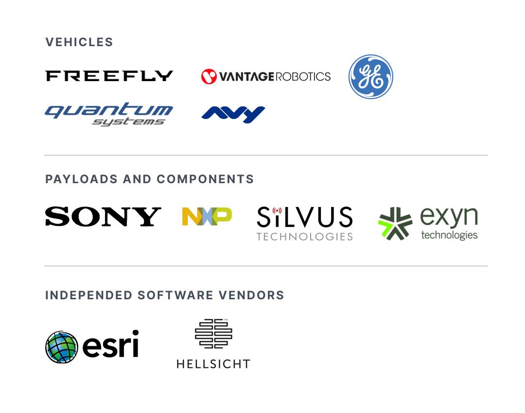 Auterion Ecosystem Partners
