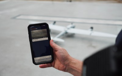 Auterion is bringing drones online to help save lives