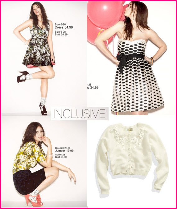 H&M Inclusive Plus Size Collection