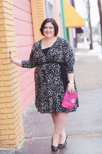 IGIGI Neve Wrap Dress from Gwynnie Bee
