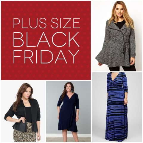 Plus Size Black Friday Guide