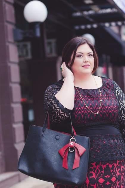 IGIGI Nicolette Peplum Dress