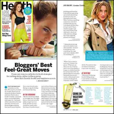 Health Magazine, April 2014