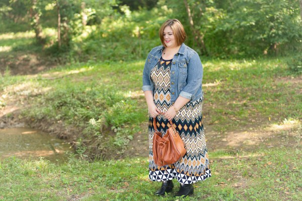 Karen Kane Dress on Authentically Emmie