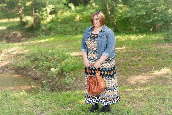 Karen Kane Dress on Authentically Emmie