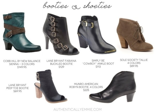 Booties & Shoeties