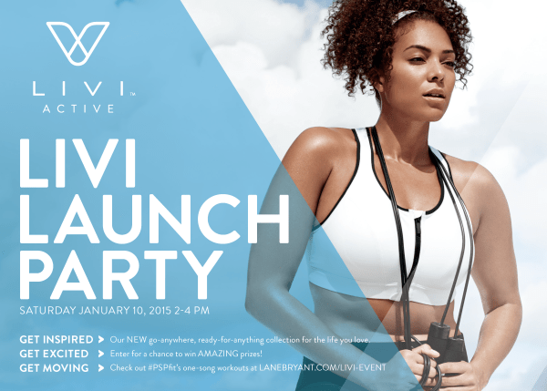 #LiviLife x #PSPfit Launch with Emmie of Authentically Emmie