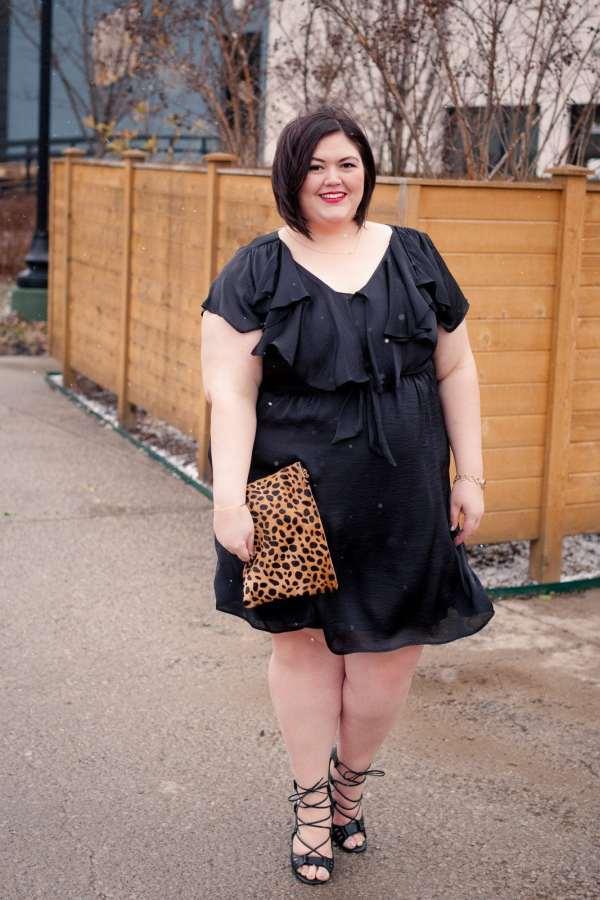 IGIGI Isla Dress in Black on Authentically Emmie