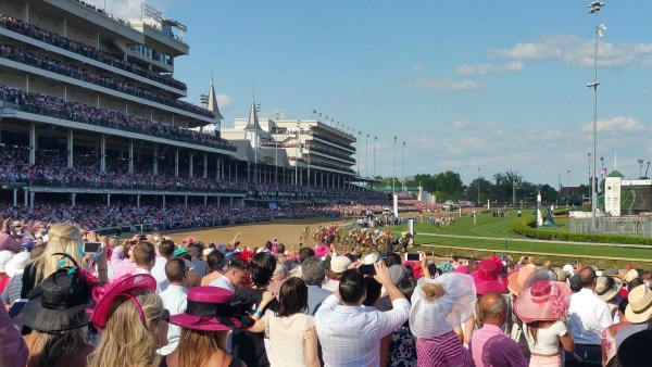 Kentucky Oaks 2015