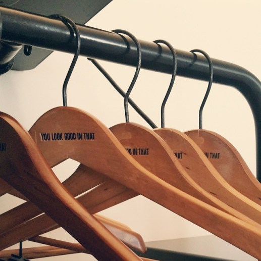 Hangers at The Ace Hotel New York City