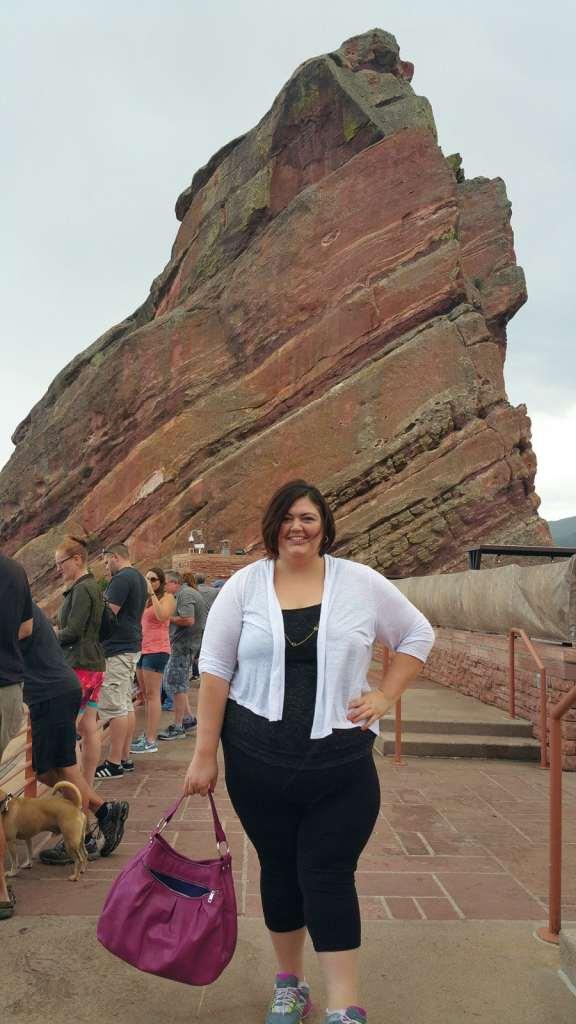 Emmie at Red Rocks