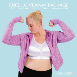 Day 3 Giveaway: ENELL Sports Bras (CLOSED)