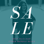 Best Plus Size Cyber Monday Sales