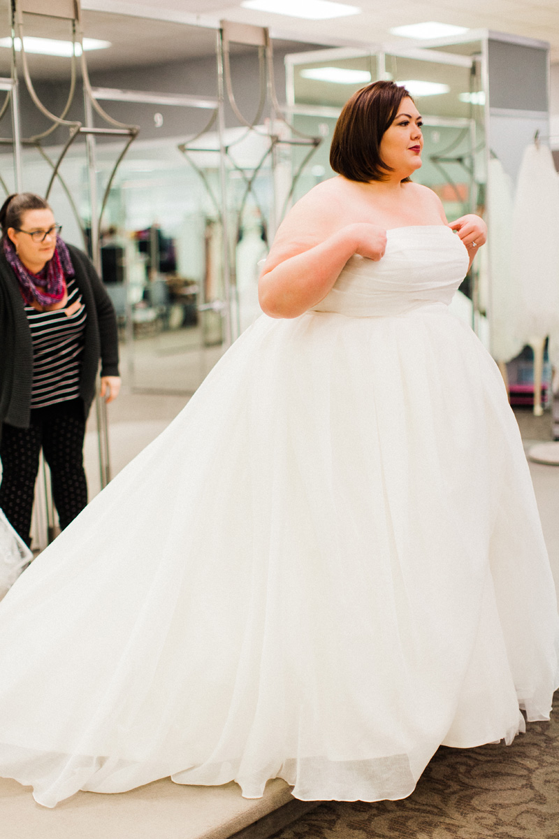 Valentines Day Plus Size Wedding Dresses