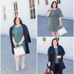 Jersey Ease from Talbots Plus Size