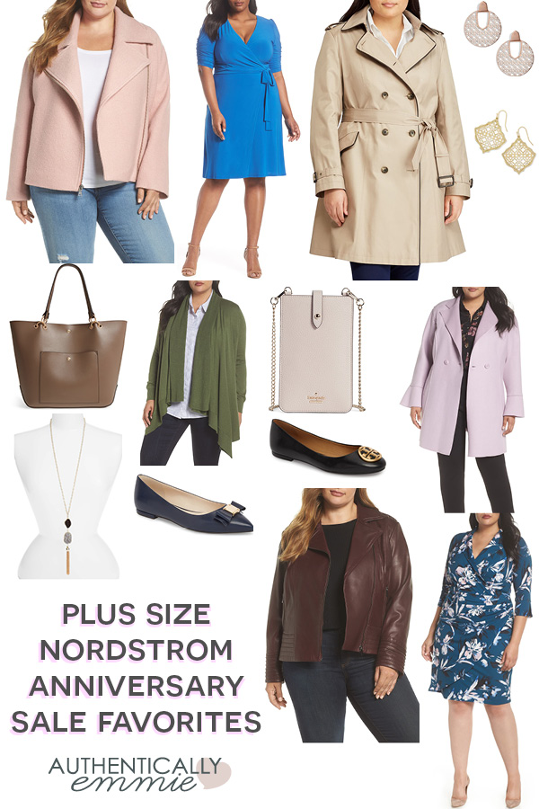 Plus size fashion blogger Emily Ho of Authentically Emmie shares her top #plussize selections and accessories from the Nordstrom Anniversary Sale.