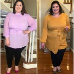 Review: Girl with Curves for Lane Bryant Collection