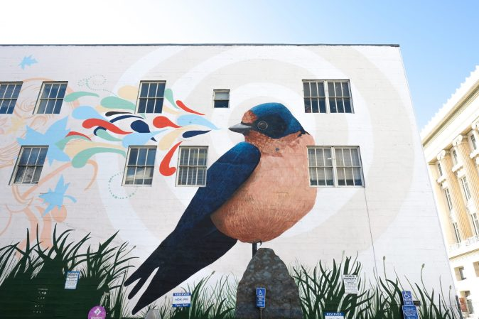 Best Instagram Spot in San Francisco, California