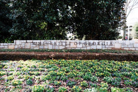 University of Georgia 1
