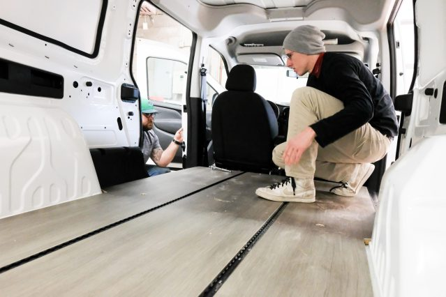 Wayfarer Van Life Conversion 5