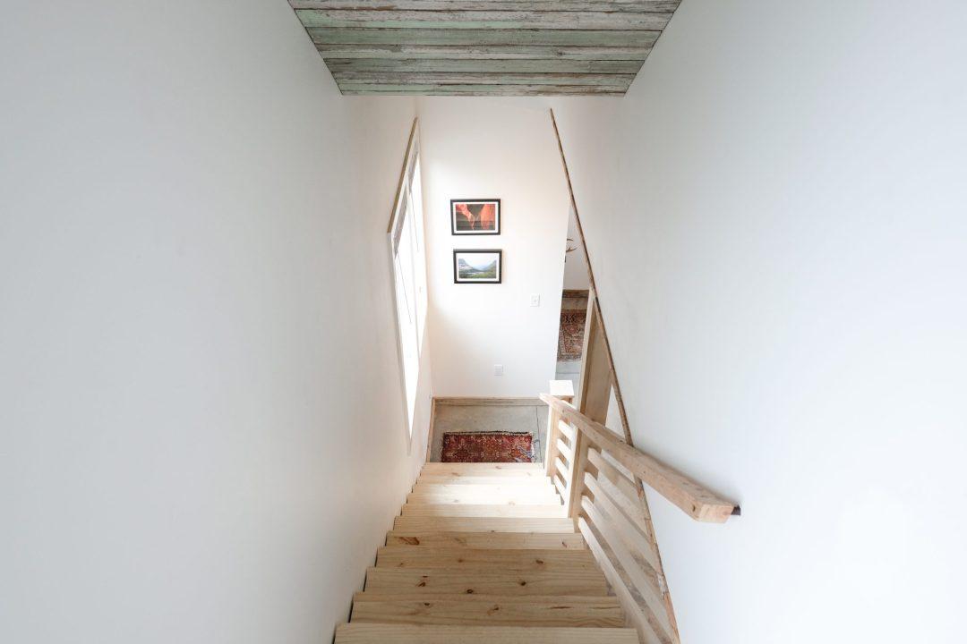 Asheville Tiny House Interior