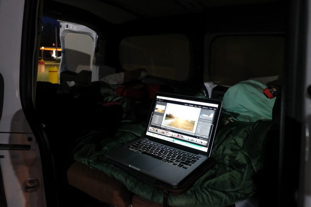 Van Life: How to Unplug