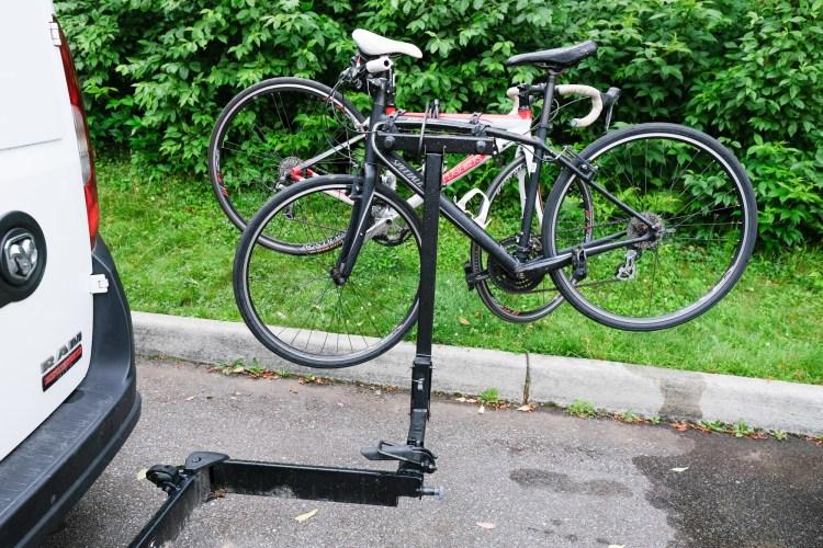 Bike Rack for Van Life