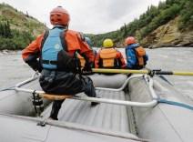 river rafting in Denali National Park