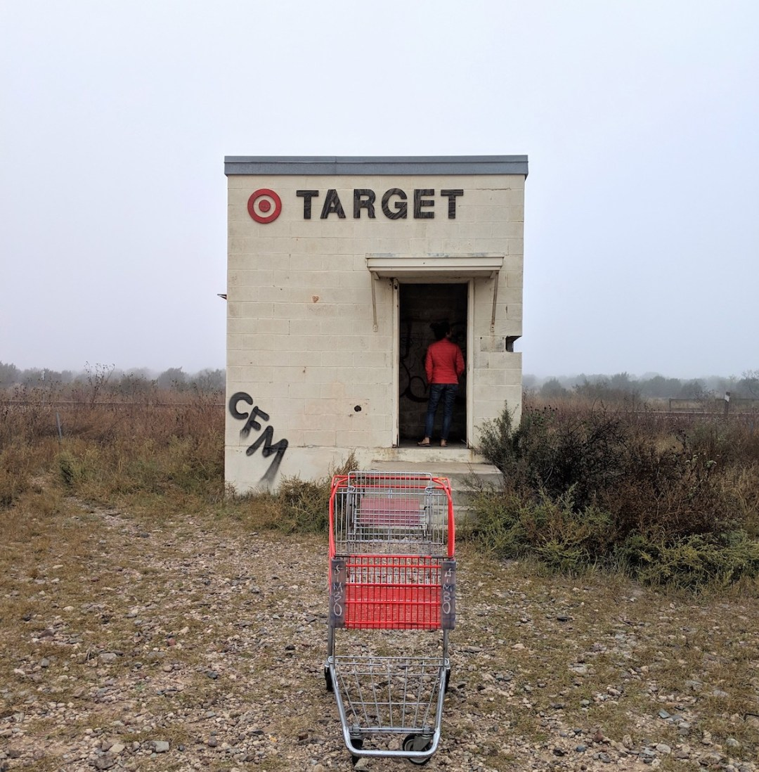 Tiny Target, Marathon Texas | Authentic Asheville