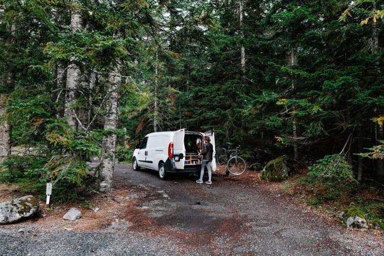 Custom Builds, DIY Van Conversion and Conversion Kits | Authentic Asheville